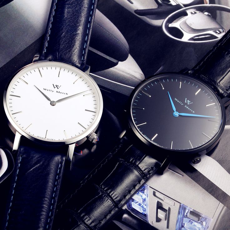 Choose your unique personal geniune leather watch for yourself, Welly Merck can…