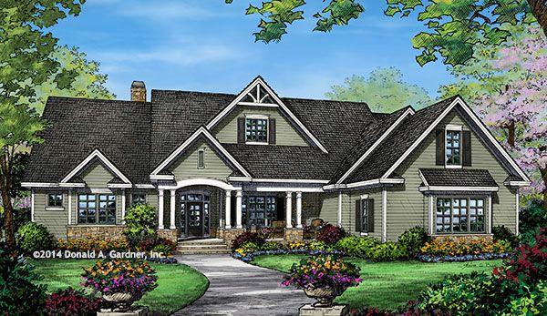 The Travis House Plan