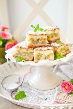 Anyżkowo: Ciasto agrestowe z cytrynową pianką