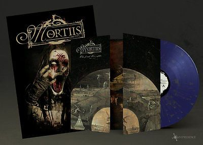 "Mortiis ""The Great Corrupter"" LP ""Swedish Erotica"" splatter , Mayhem, Darkthrone  