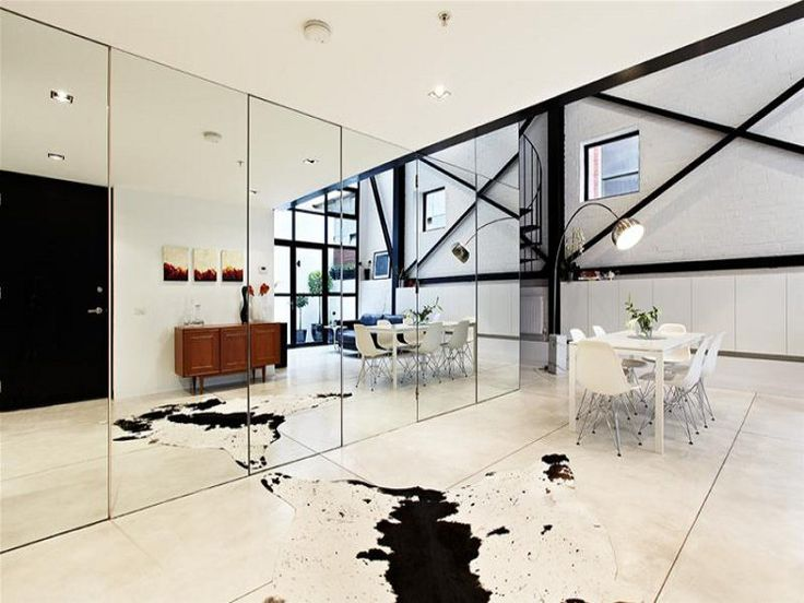 Best Mirror On The Wall Ideas On Pinterest Cheap Wall - Ceiling mirrors trend that becomes actual again