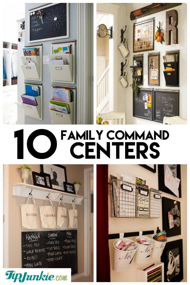 69 best for the home command center images on pinterest for Office organization tips and ideas
