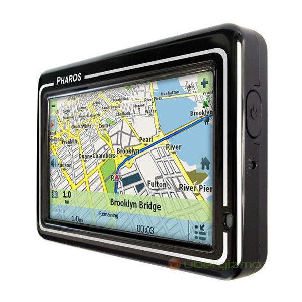 Pharos Drive GPS 250 -- NaviGadget ❤ liked on Polyvore featuring electronics, cars, zombies, accessories and items