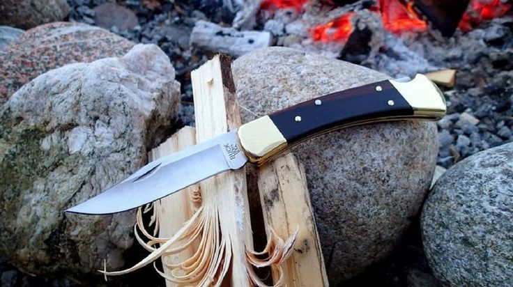 Hunters Want These Buck Hunting Knives With Them At All Times