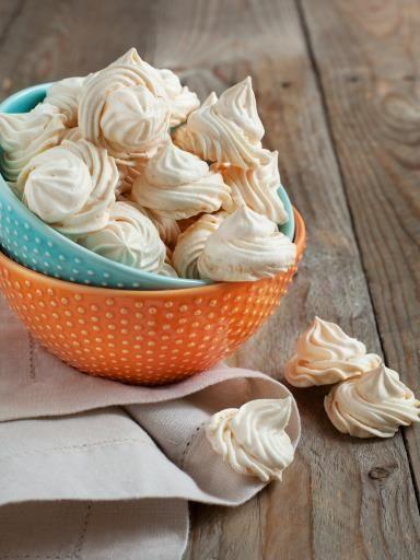 Meringue au jus de haricots blancs d'aucy