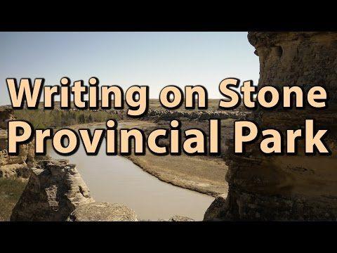 Writing on Stone Provincial Park 4K Video – Journey Alberta