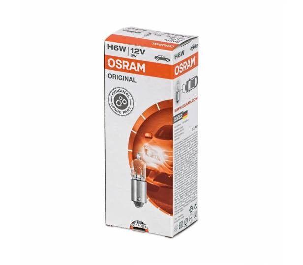 Osram Original Line H6w 64132 12v Autolampe 10 St Osram Sei Originell Blinklicht