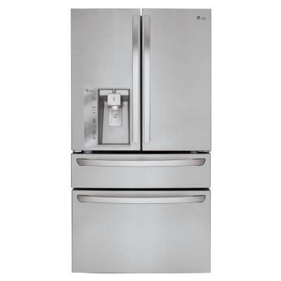 Inspirational Lg Cabinet Depth Refrigerator