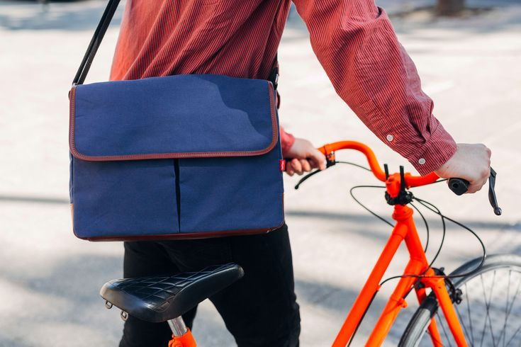 Toffee Commuter Satchel: Designed To Carry Your Essentials And Tech Devices In Style