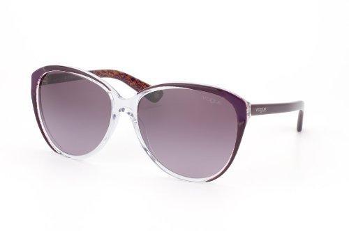 Große Sonnenbrillen - besonders Cat-Eye-Sahdes - sind das Musthave im Sommer 2012 #sunglasses
