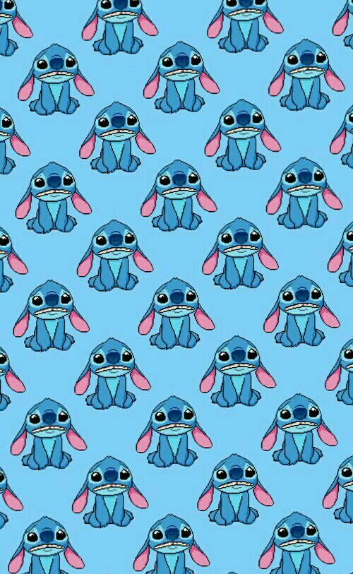 Imagem de wallpaper, stitch, and background