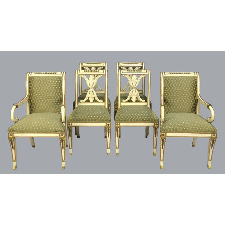 17 Best Images About Regency Dining Chairs On Pinterest Antiques English And Set Of