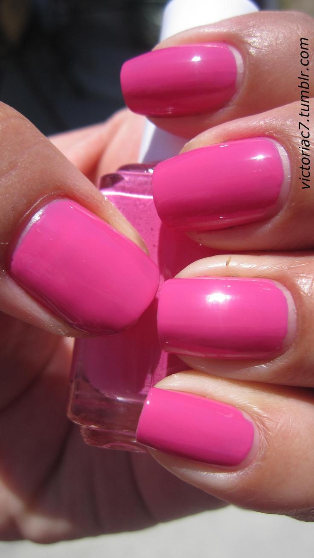 23 best Nail polish - Pinks images on Pinterest | Nail polish, Gel ...