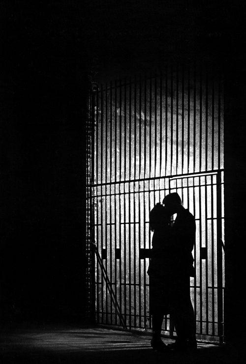 midnight kiss, 1989    photo by matt weber
