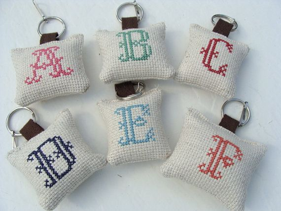 Inspirational bag tags or key rings by michiedge1 on Etsy, $16.00