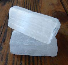 Minerales que curan: La selenita