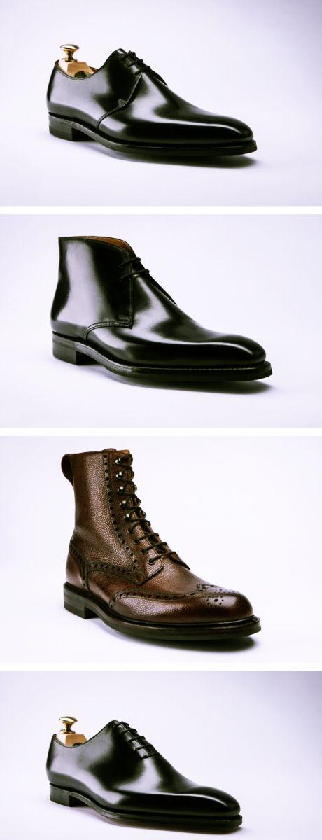 https://www.men-esthetics.com/ crockett & jones - the shoes of james bond...always classy