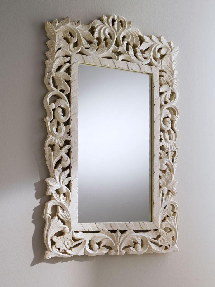 Les 25 meilleures id es concernant miroir baroque sur for Se voir dans un miroir
