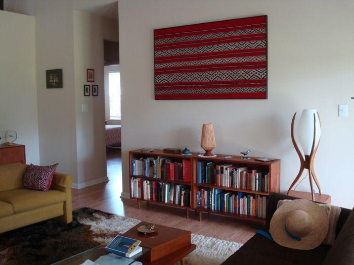 die besten 25 wandgestaltung wohnzimmer beispiele ideen auf pinterest rot schlafzimmer design. Black Bedroom Furniture Sets. Home Design Ideas