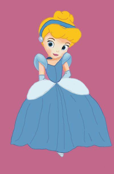 Little Disney Princess - Disney Leading Ladies Fan Art (30706122) - Fanpop fanclubs