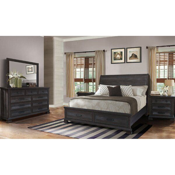 Upney Platform 5 Piece Bedroom Set In 2020 Bedroom Sets King Bedroom Sets 5 Piece Bedroom Set