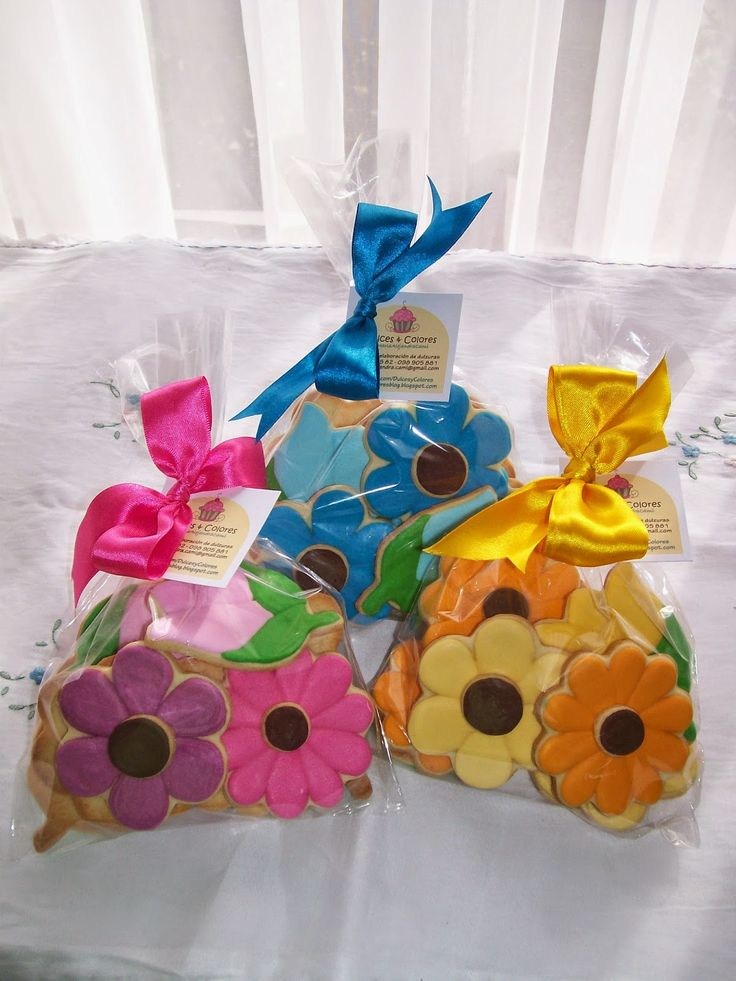 Dulces y Colores: Para el Día del Amigo