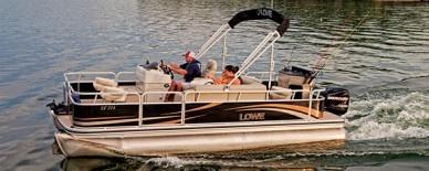 Lowe Pontoon Boats SF214 Sport Fish