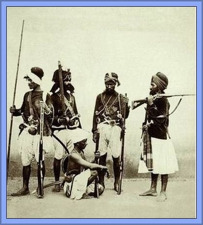 Old sikh soldiers  | Sikhpoint.com    #sikhpoint