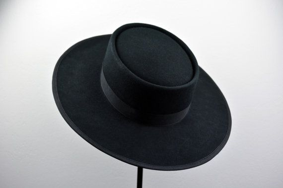 51071c05 The Bolero hat has a long and interesting history. It became famous as the  hat… | hats | Hats, Hats for men, Western hats