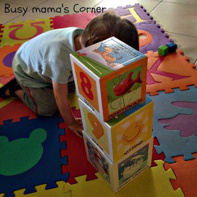 Busy mama's book review: Το Βιβλιοπυργάκι από τις Εκδόσεις Διόπτρα