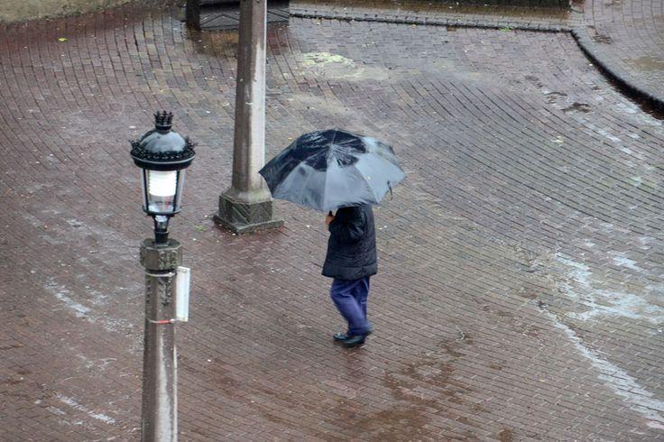 Hoy lloverá en horas de la tarde