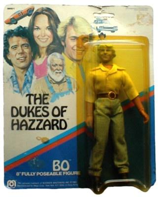 1981 DUKES OF HAZZARD Bo Duke doll--I had a HUGE crush on Bo