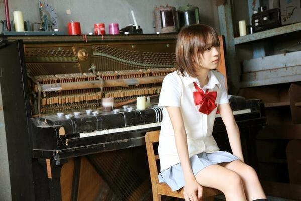 """凄まじき)鎌田紘子(宗教法人マラヤさんのツイート: """"ピアノ×蝋燭×制服 りついーとしても いいんだよぉぉー ふぁぁあ…"""