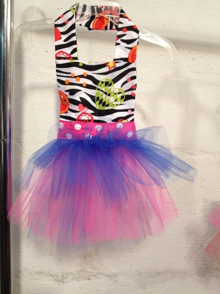 Handmade Pet Tutu Dress 25 Your Choice Of Colors Xsmall