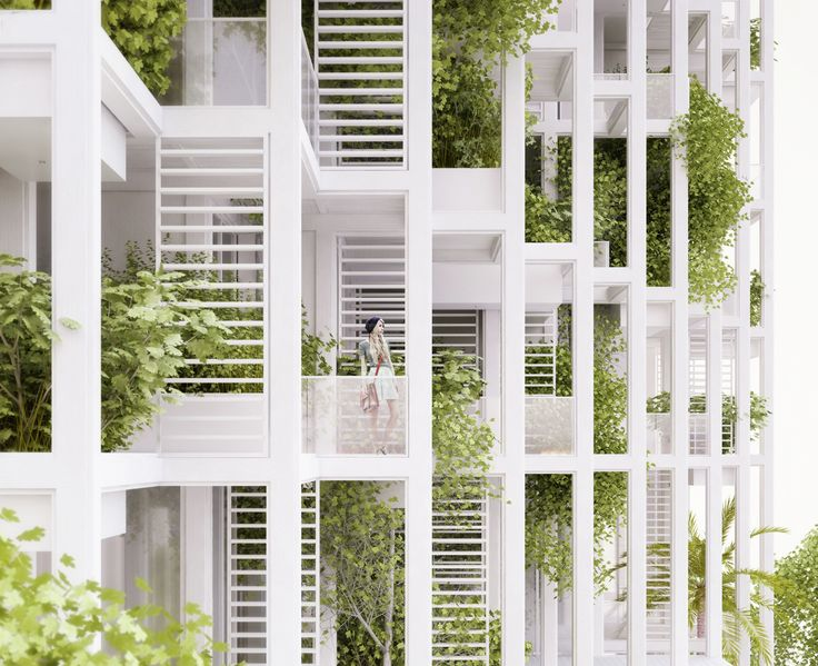 Gallery of penda to Build Modular, Customizable Housing Tower in India - 12