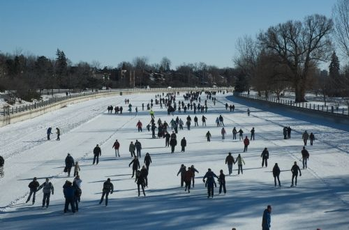 40th season of skating on the Rideau Canal Skateway | 40e saison de patinage sur le canal Rideau | Flickr - Photo Sharing!