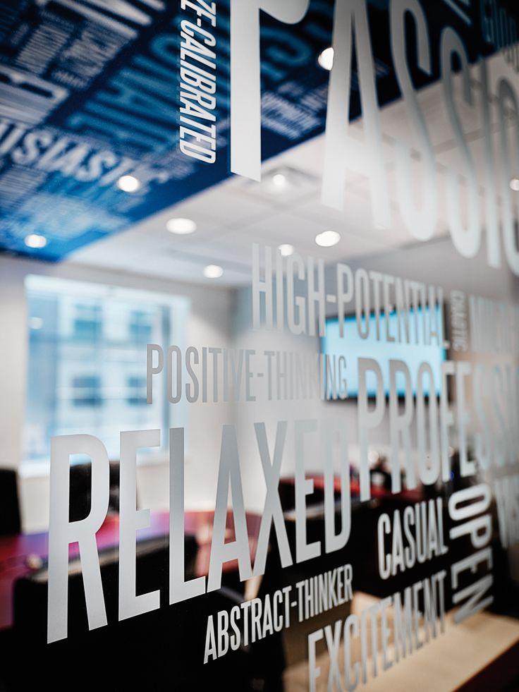 Design & aggrandissement du bureau Hybris à Montréal. Photo crédit: Louis Prud'homme