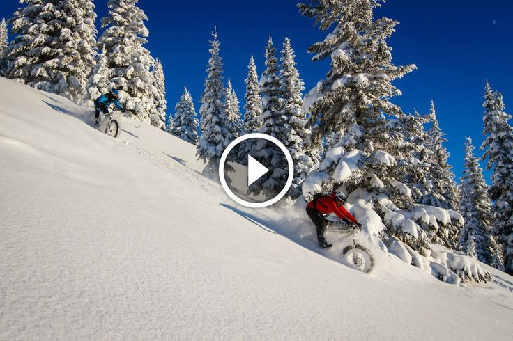 Watch: 2 Fat 2 Furious: A Fat Bike Freeride Film | Singletracks Mountain Bike News
