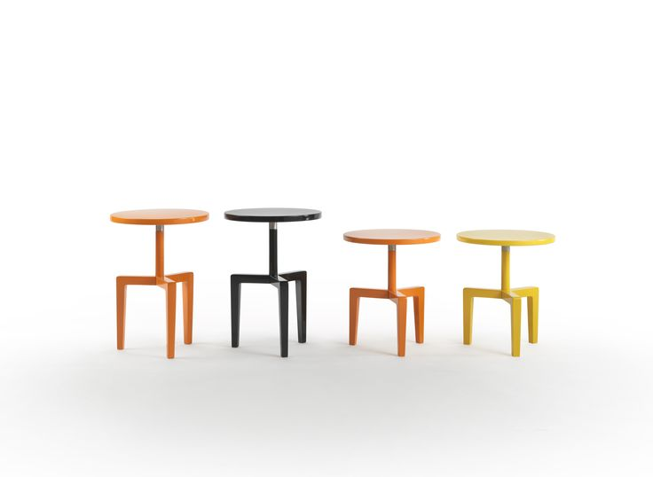 FLEXFORM VIC small #tables #design Antonio Citterio