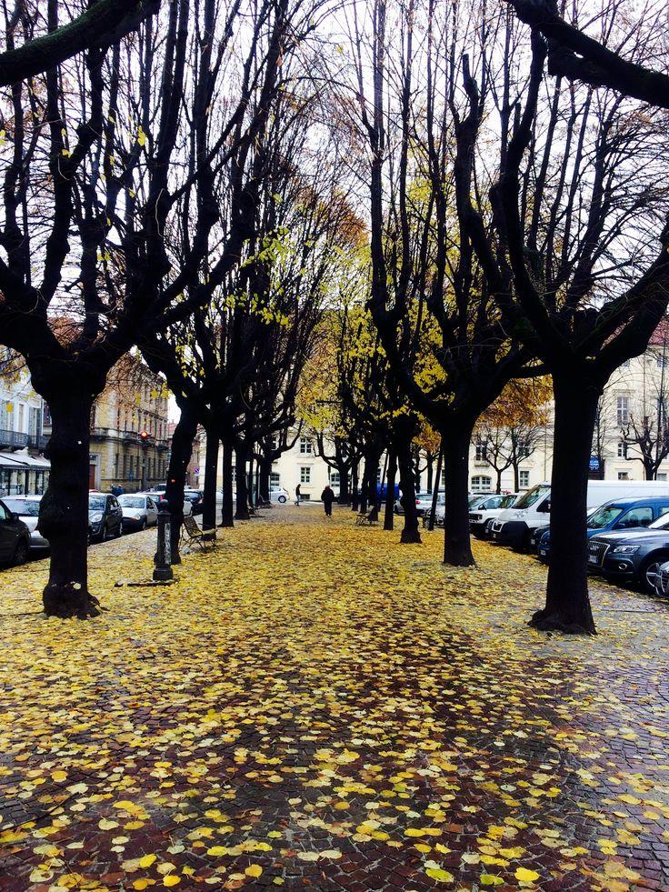 Piazza III Alpini Pinerolo (TO)