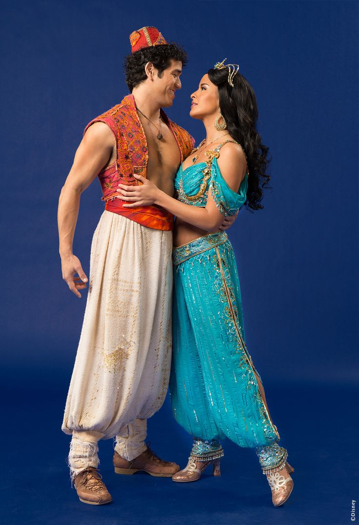 Before and After: Stunning Aladdin Broadway Transformations | Oh ...