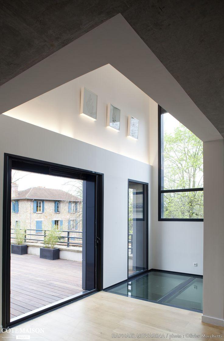 une jolie maison sur trois niveaux - Jolie Maison Decoration