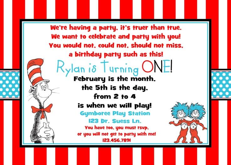 40 best invitations images on pinterest birthdays la la la and invite wording hat partytheme stopboris Image collections