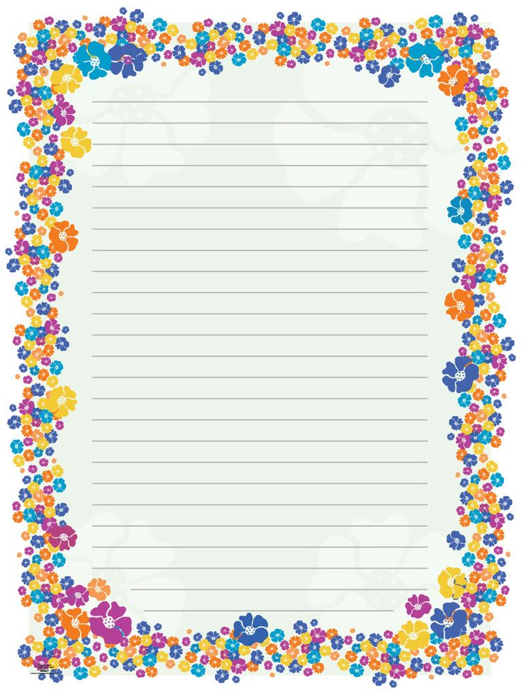 25 best PAPEL DE CARTA images on Pinterest Writing papers, Note - lined page