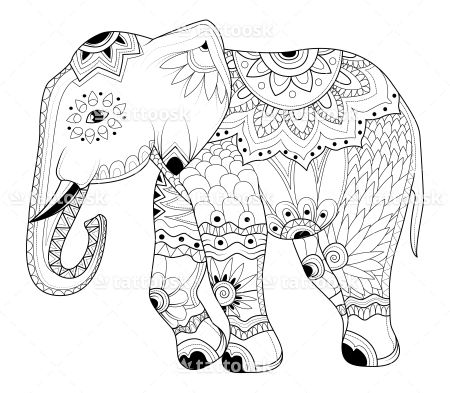 Best 25+ Elephant tattoo design ideas on Pinterest