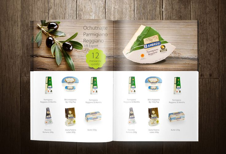 Complete branding for wholesale - Webdesign and branding for premium food importer