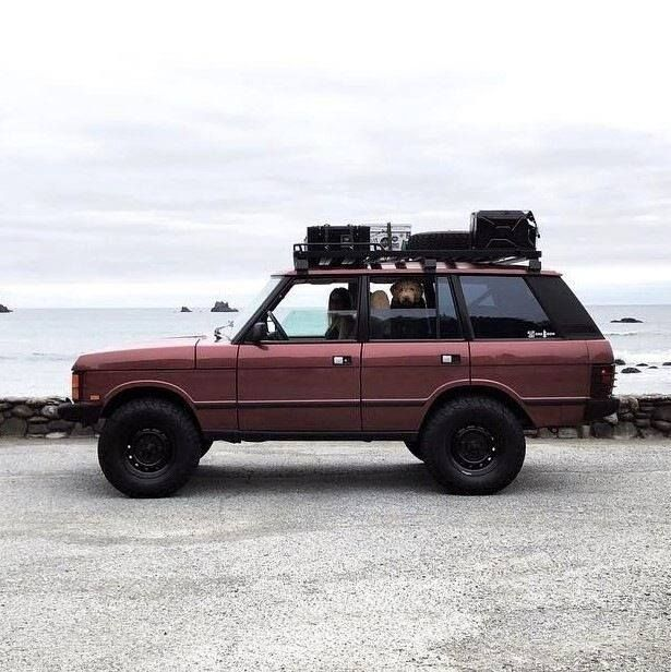 Land Rover Range Rover 1970 1996 Slimline Ii Roof Rack Kit