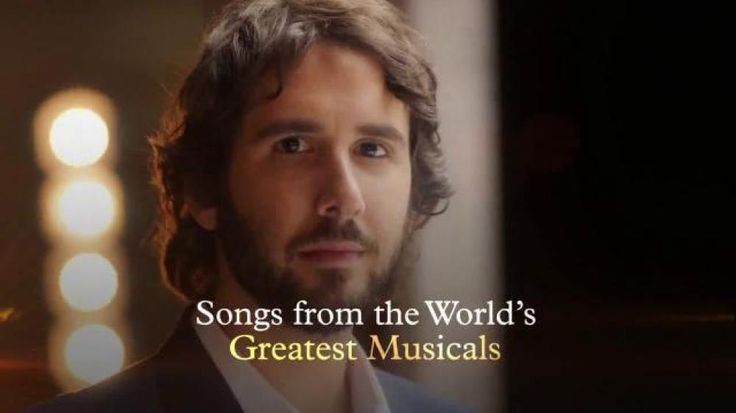 Songs on josh groban new album