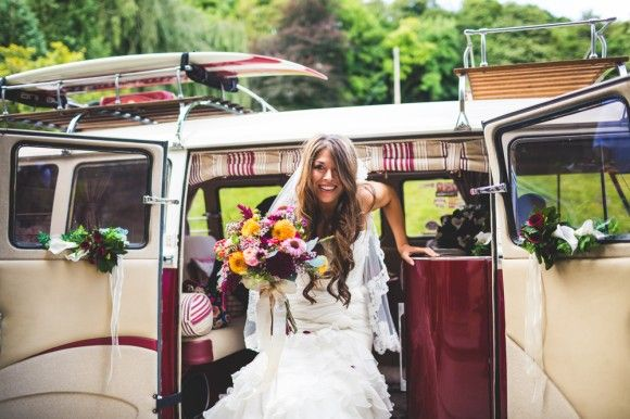 - Brides Up North - Best UK Wedding Blog For Northern Brides, Wedding Fairs & Events In Yorkshire, The North East & North West. Image by Photography 34. Read more: http://bridesupnorth.com/2015/04/20/wedstock-a-vibrant-festival-wedding-in-yorkshire-sophia-sean/