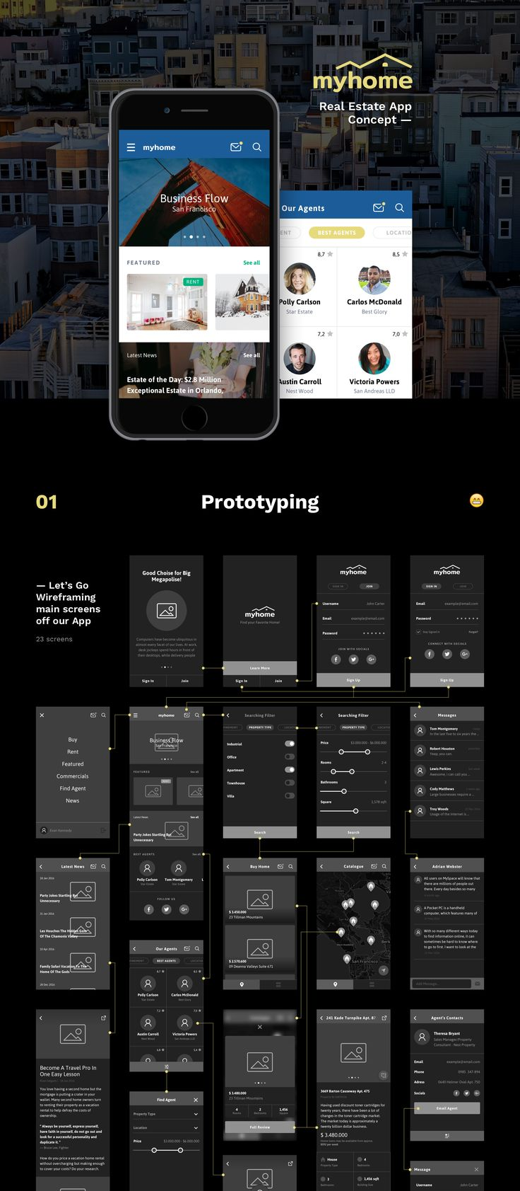 다음 @Behance 프로젝트 확인: \u201cMy home App (Concept)\u201d https://www.behance.net/gallery/40116771/My-home-App-(Concept)